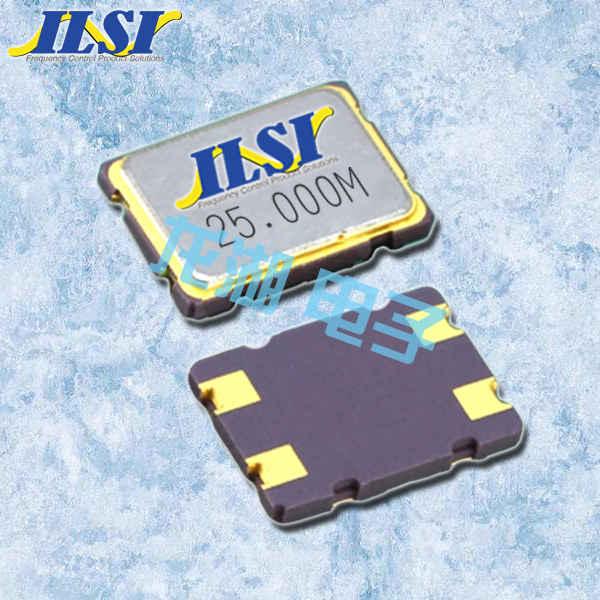 ILSI晶振,贴片晶振,ILCX08晶振