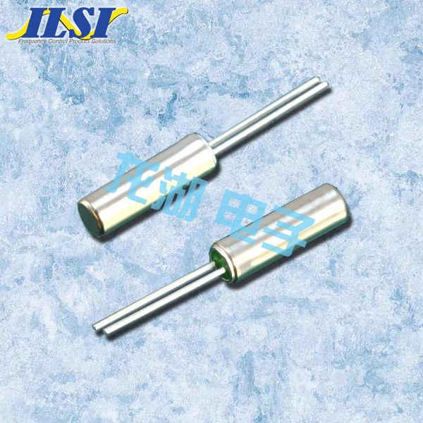 ILSI晶振,圆柱晶振,38晶振