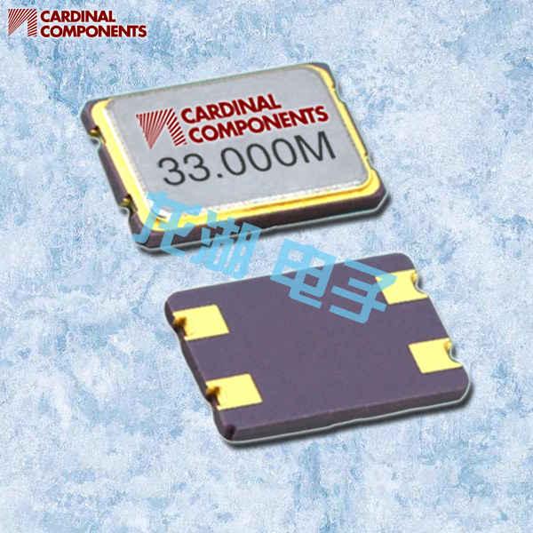 Cardinal晶振,石英晶振,CX5晶振