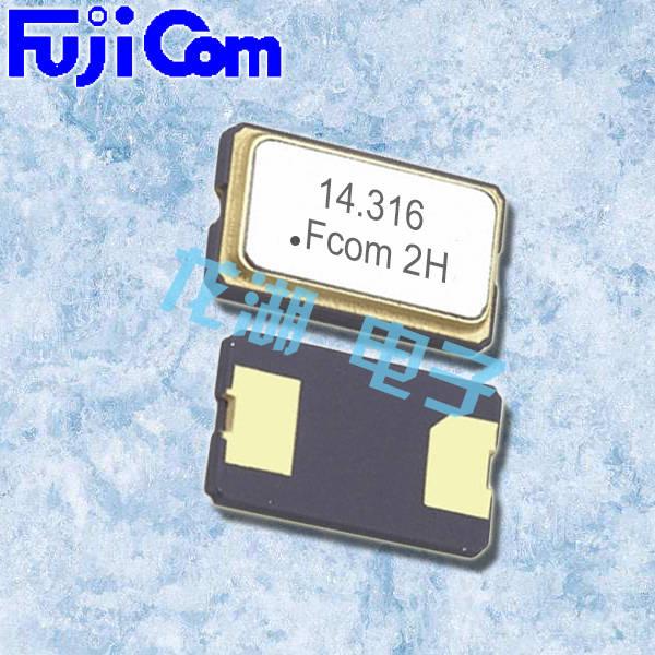 富士通晶振,贴片晶振,FSX-6M晶振