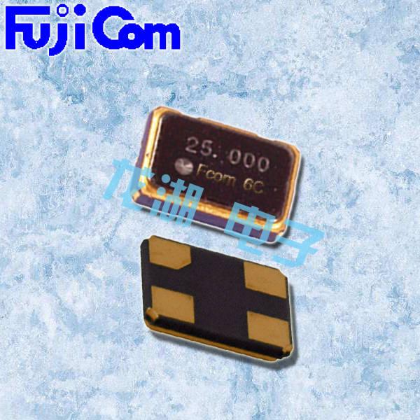 富士通晶振,贴片晶振,FSX-5M晶振