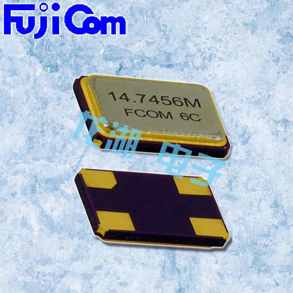 富士通晶振,贴片晶振,FSX-4M晶振