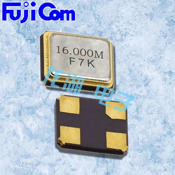 富士通晶振,贴片晶振,FSX-3M晶振