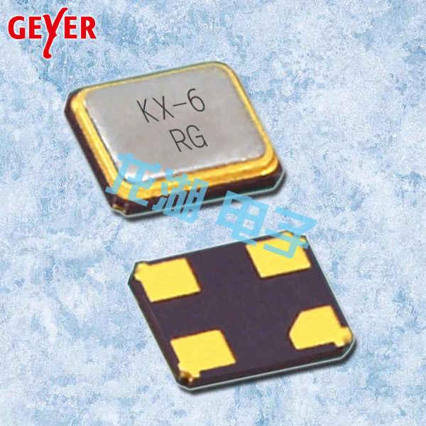 Geyer晶振,贴片晶振,KX – 6晶振