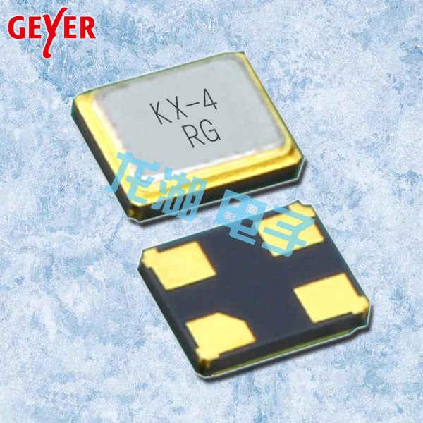 Geyer晶振,贴片晶振,KX – 4晶振