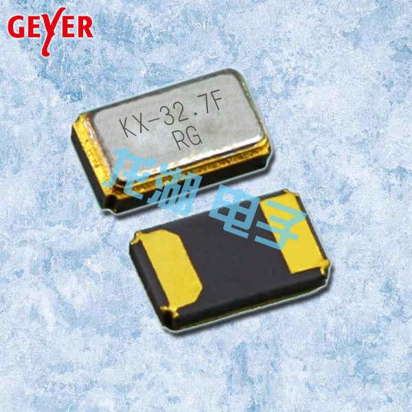 Geyer晶振,贴片晶振,KX–327FT晶振
