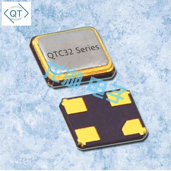 Quarztechnik晶振,贴片晶振,QTC32晶振