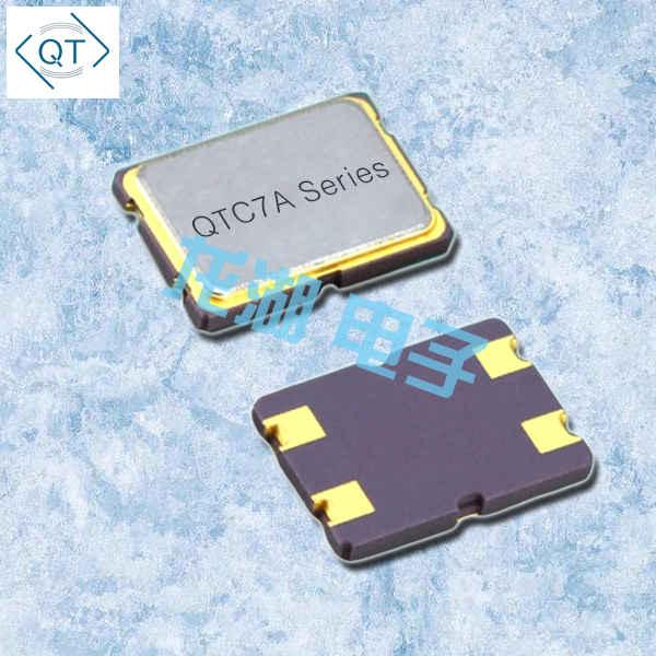 Quarztechnik晶振,贴片晶振,QTC7A晶振
