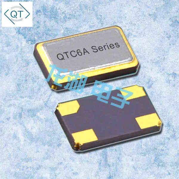 Quarztechnik晶振,贴片晶振,QTC6A晶振