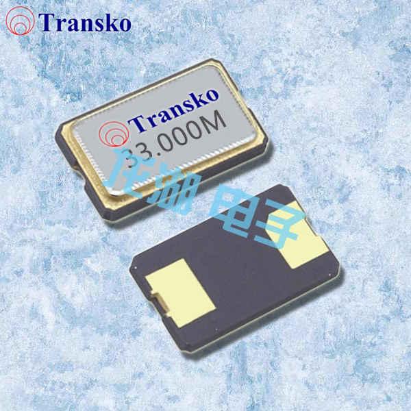Transko晶振,贴片晶振,CS63B晶振