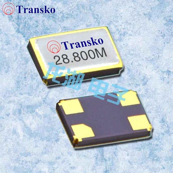 Transko晶振,贴片晶振,CS53A晶振