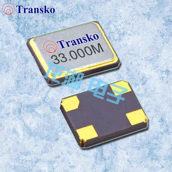 Transko晶振,贴片晶振,CS42晶振