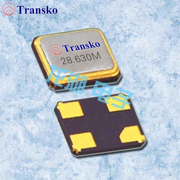 Transko晶振,贴片晶振,CS21晶振