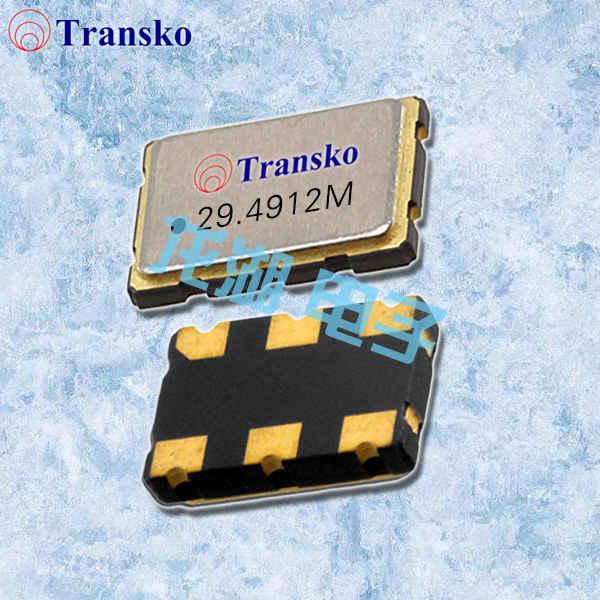 Transko晶振,3225有源晶振,TG32低相位振动子