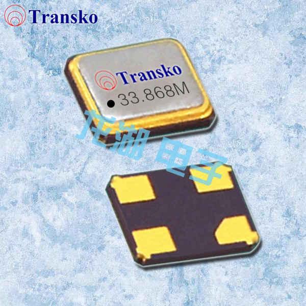Transko晶振,时钟晶体振荡器,TSM16高精度晶振