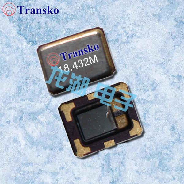 Transko晶振,VC-TCXO晶振,TX-U温补振荡器