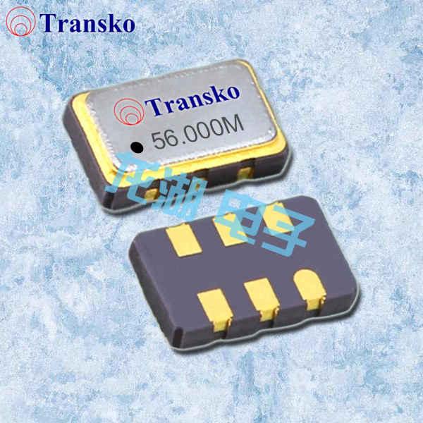 Transko晶振,VCXO晶振,TSMV5压控石英晶体振荡器