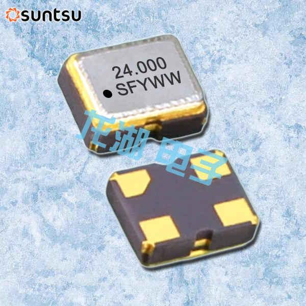 Suntsu晶振,进口压控振荡器,STC32C温补晶振
