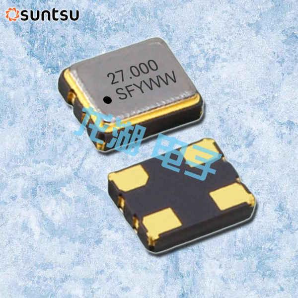 Suntsu晶振,VCXO晶振,SVC32C压控振荡器