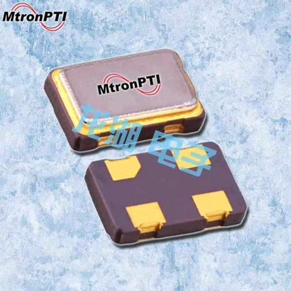 MTRONPTI晶振,石英晶体振荡器,M2034贴片晶振