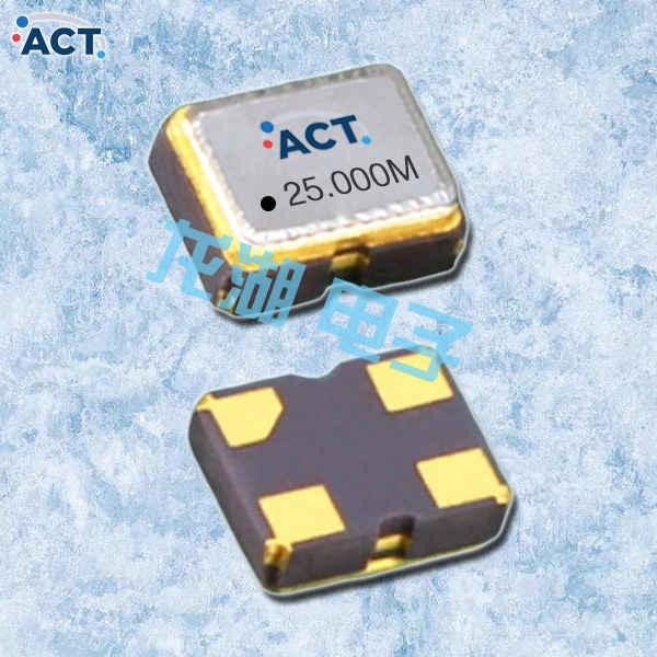 ACT晶振,普通有源晶振,9225石英晶体振荡器