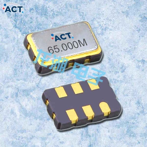 ACT晶振,压控控制振荡器,FTV53无铅振荡子