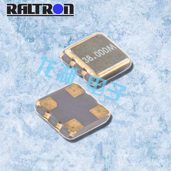Raltron晶振,进口晶振,RTX-2520晶振