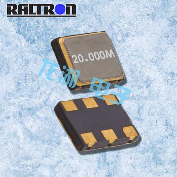 Raltron晶振,VCXO晶振,VO7石英晶体振荡器
