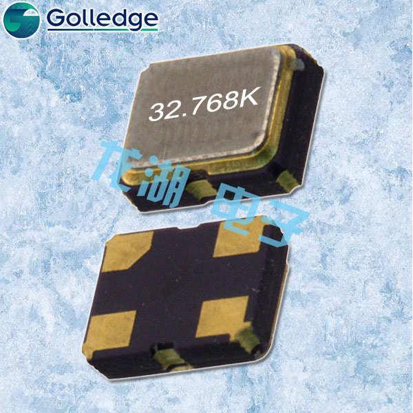 Golledge晶振,有源贴片晶振,GAO-3301振荡器