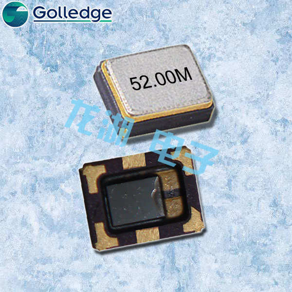 Golledge晶振,温补晶振,GTXO-203振荡器