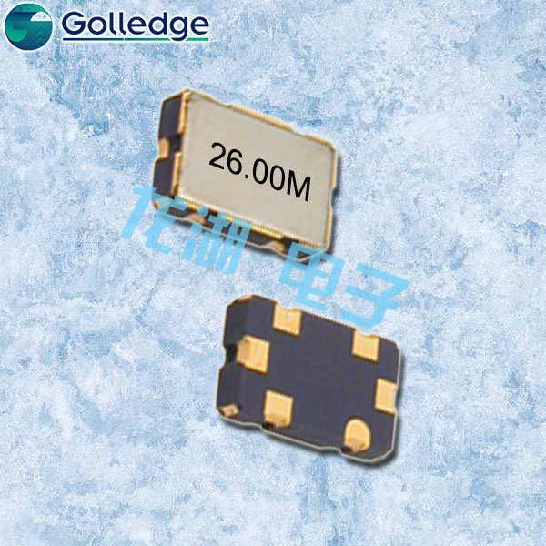 Golledge晶振,压控晶振,GVXO-513晶振