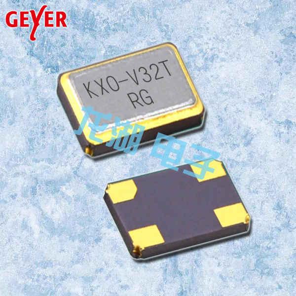 Geyer晶振,时钟晶体振荡器,KXO-V32T石英贴片晶振