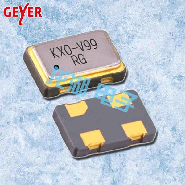 Geyer晶振,OSC晶振,KXO-V99有源晶体振荡器