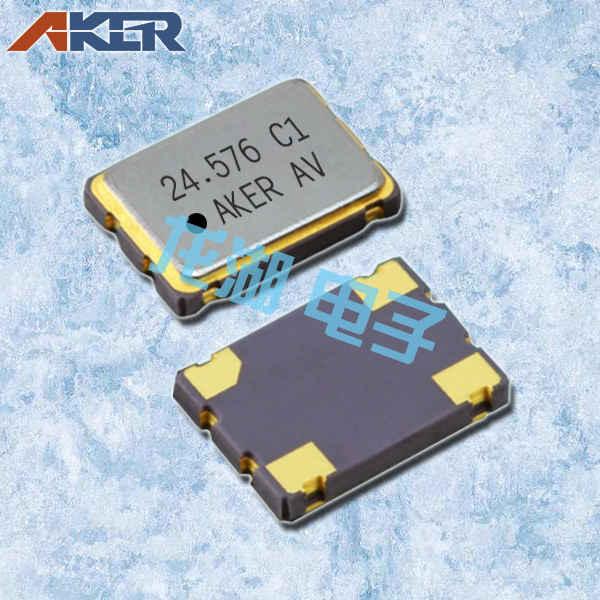 安基晶振,普通有源晶振,SMBF-751振荡器