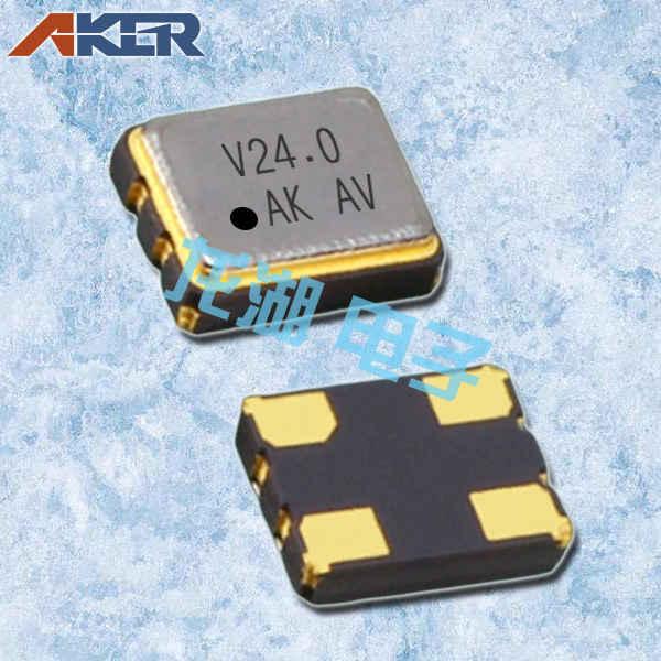 安基晶振,压控温补晶体振荡器,VTON-321晶振